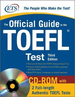 Подготовка к TOEFL